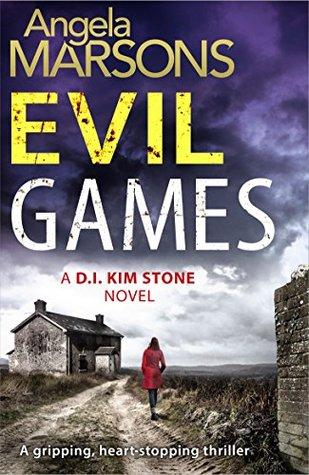 Evil Games Di Kim Stone 2 By Angela Marsons