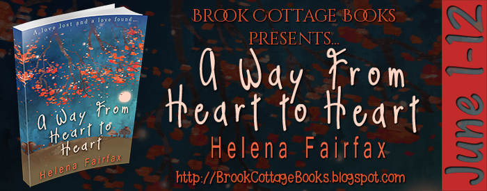 A Way from heart to heart tour banner