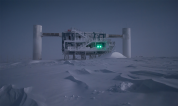 Ice Cube - Neutrino Observatory in the South Pole