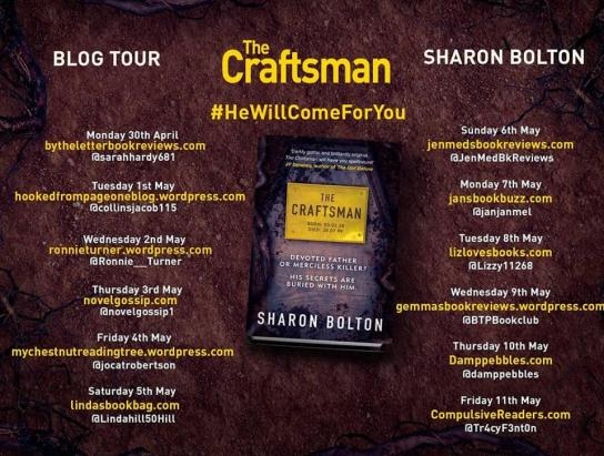 The Craftsman Blog Tour