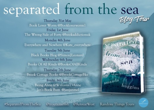 Separated Sea FINAL Blog Tour Poster