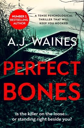 A.J. Waines - Perfect Bones_cover
