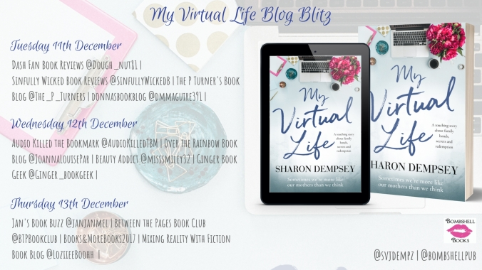 my virtual life blog blitz banner