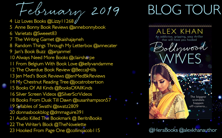 Bollywood Blog Tour - 2