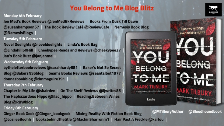 You Belong to Me Blog Blitz