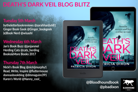 Death's Dark Veil Blog Blitz 2