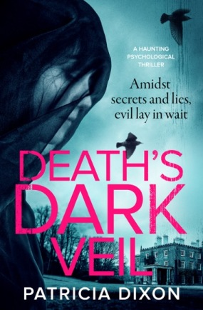 Patricia Dixon - Death's Dark Veil_cover_high res