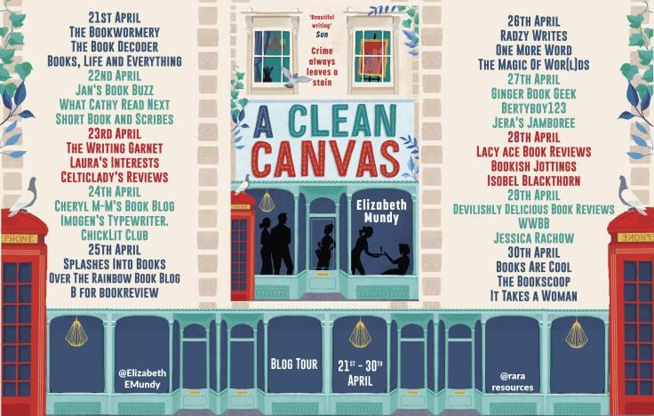 A Clean Canvas Full Tour Banner