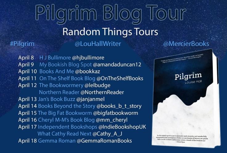Pilgrim Blog Tour Poster