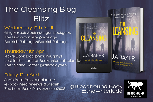 The Cleansing Blog Blitz