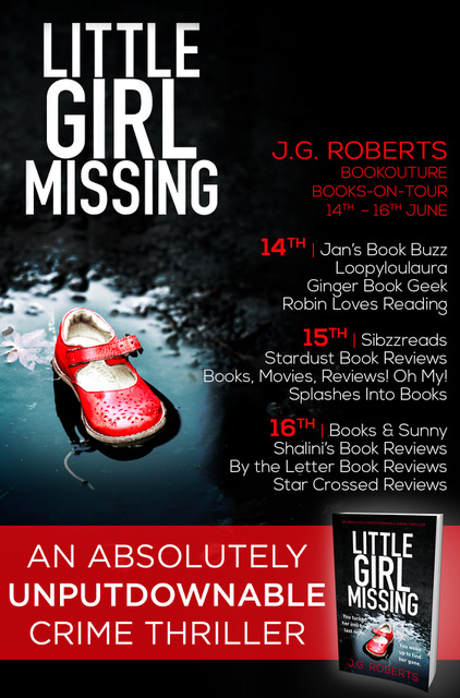 Little Girl Missing - Blog Tour
