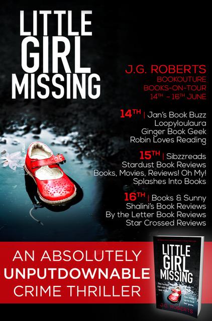 Little Girl Missing - Blog Tour