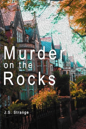 Murder on the Rocks Cover J.S. Strange