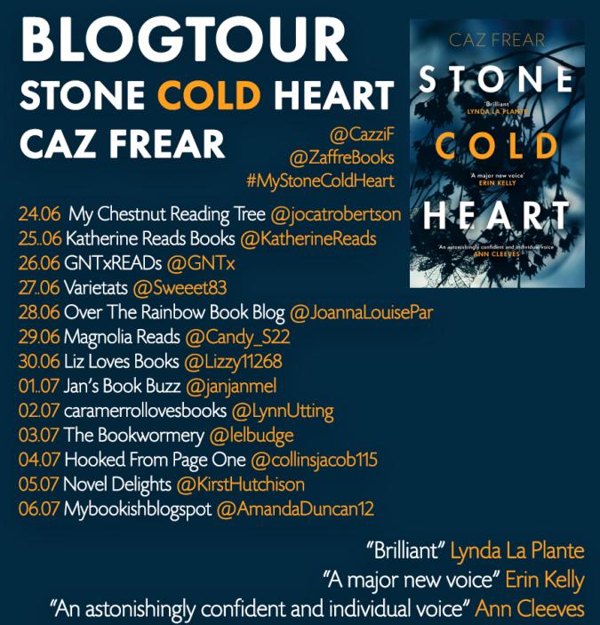 Caz Frear Blogtour (2)