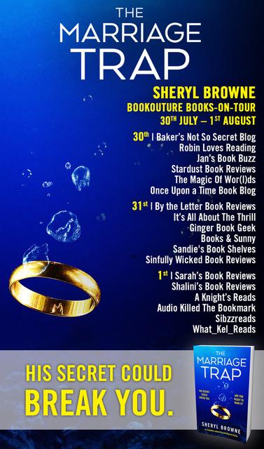 The Marriage Trap - Blog Tour