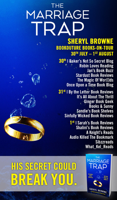 The Marriage Trap - Blog Tour