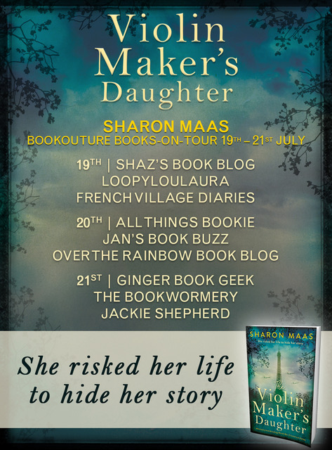 The Violin Maker's Daughter - Blog Tour