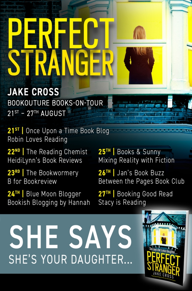 Perfect Stranger - Blog Tour