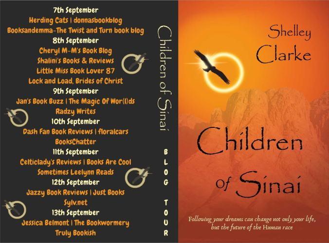Children of Sinai Full Tour Banner