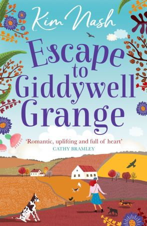 Escape To Giddywell Grange Cover