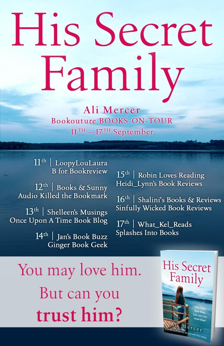 His Secret Family - Blog Blitz