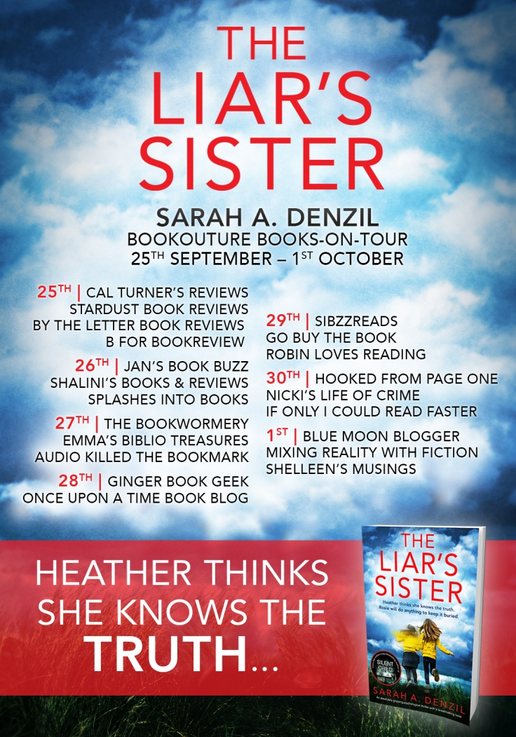 The Liar's Secret - Blog Tour
