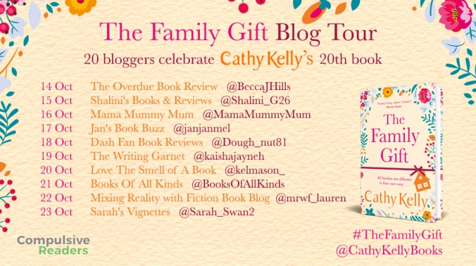 The Family Gift Blog Tour 1