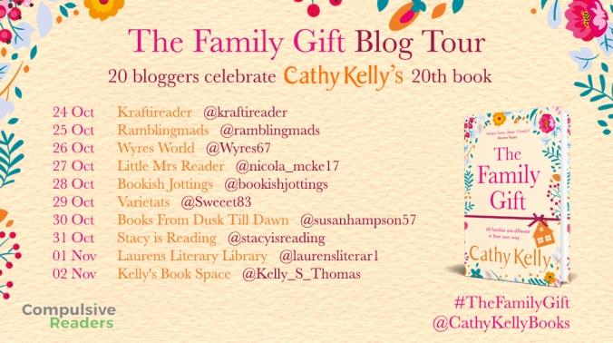 The Family Gift Blog Tour 2