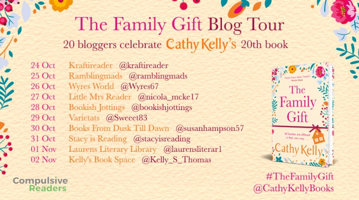The Family Gift Blog Tour 2