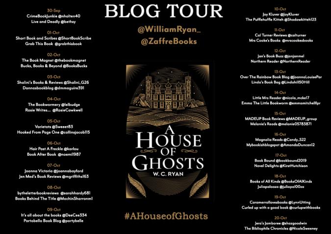 William Ryan Blogtour 19 Sept (2)