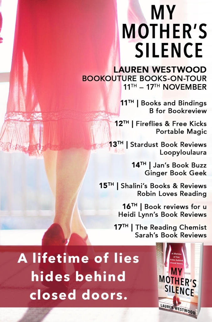 My Mothers Silence - Blog Tour