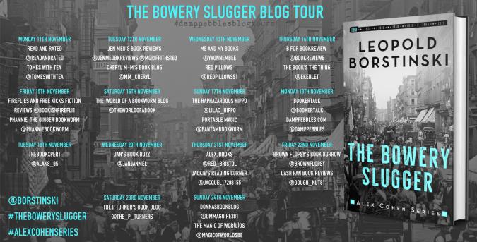 The Bowery Slugger banner
