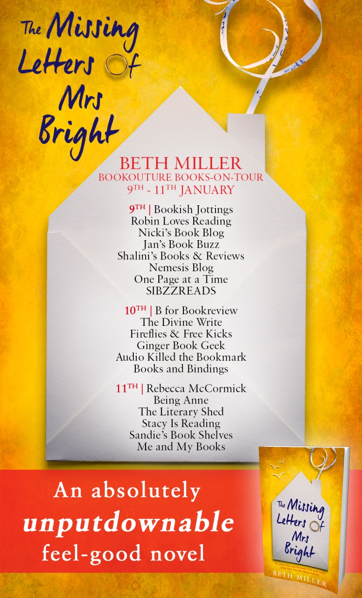 Mrs Bright - Blog Tour