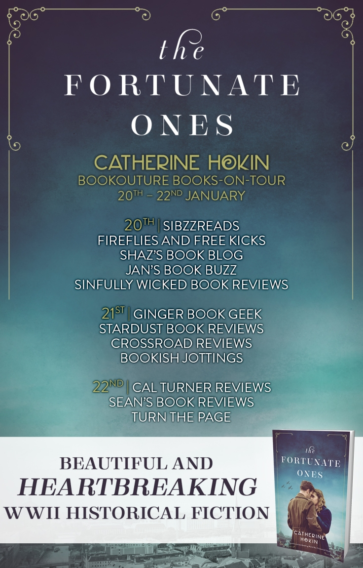 The Fortunate Ones - Blog Tour