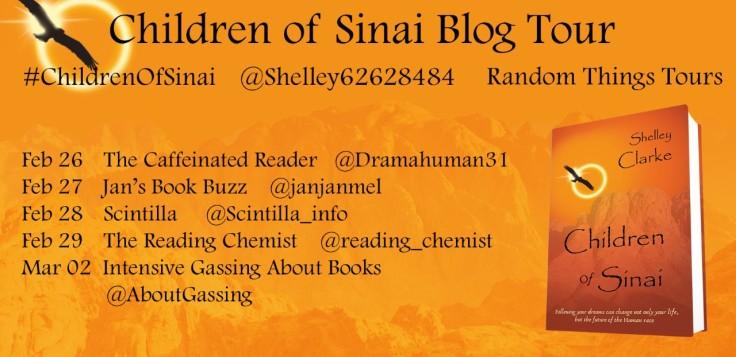 Children of Sinai BT Poster (1)