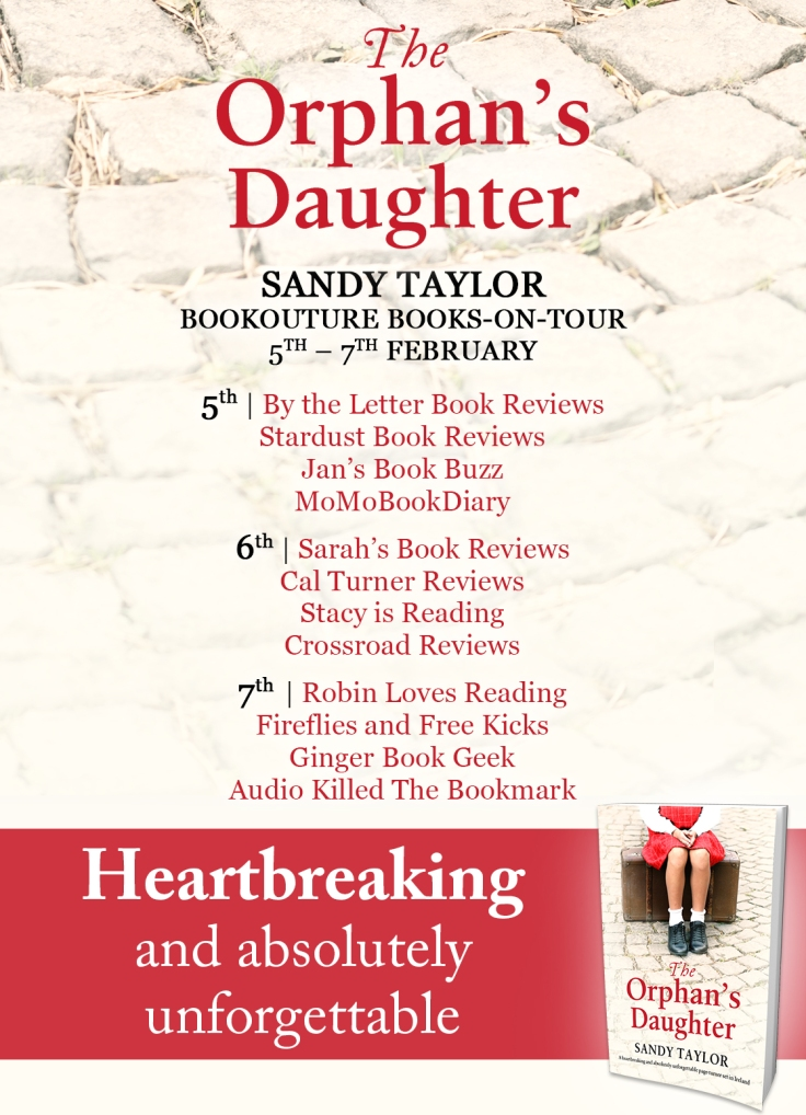 The Orphan's Daughter Blog Tour