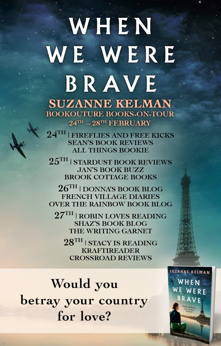 When We Were Brave - Blog Tour