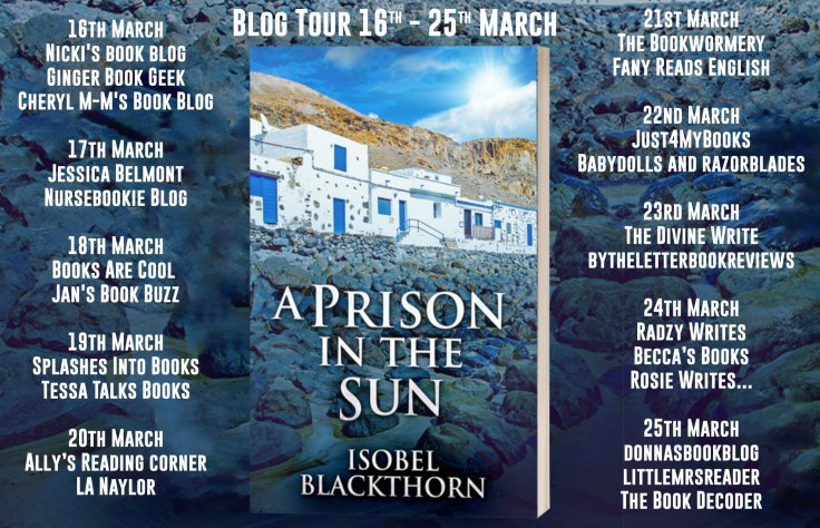 A Prison in the Sun Full Tour Banner