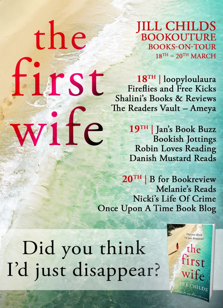 The First Wife - Blog Tour