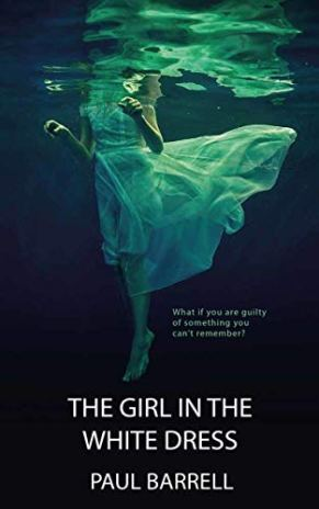 The Girl In The White Dress Cover