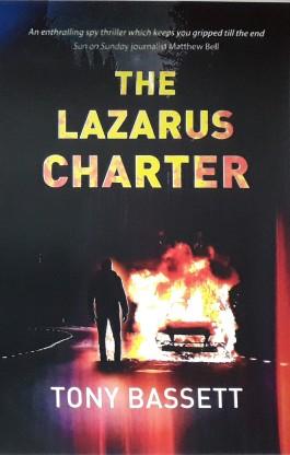 The Lazarus Charter Cover