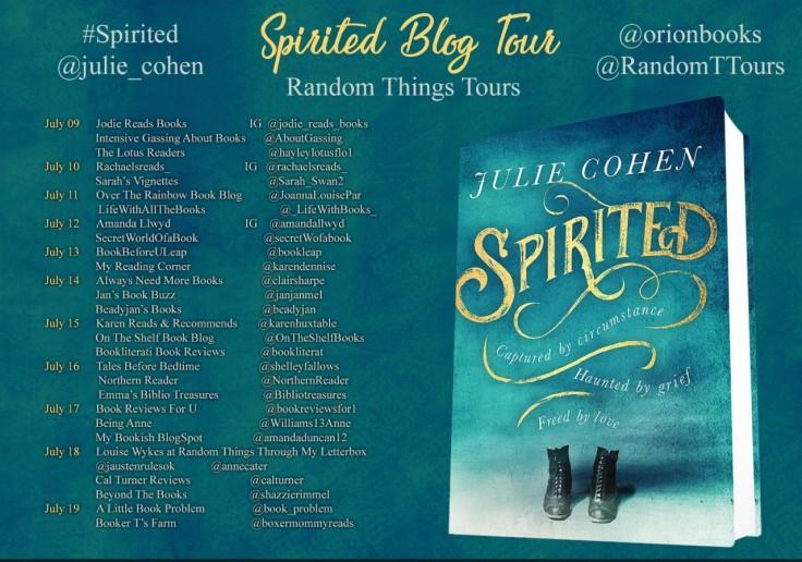 Spirited BT Poster