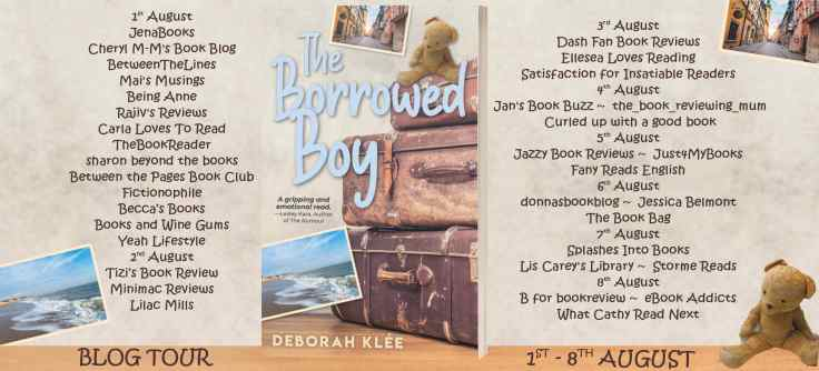 The Borrowed Boy Full Tour Banner
