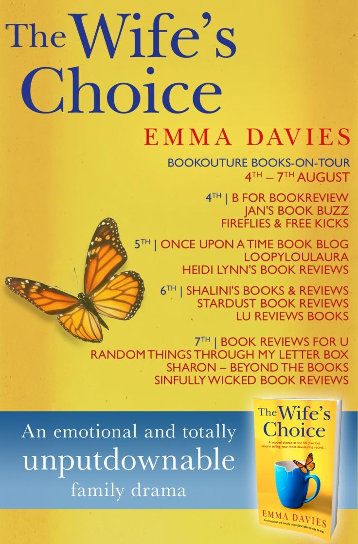 The Wife's Choice - Blog Blitz copy