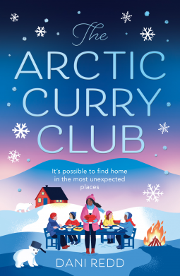 BOOK REVIEW – The Arctic Curry Club by Dani Redd